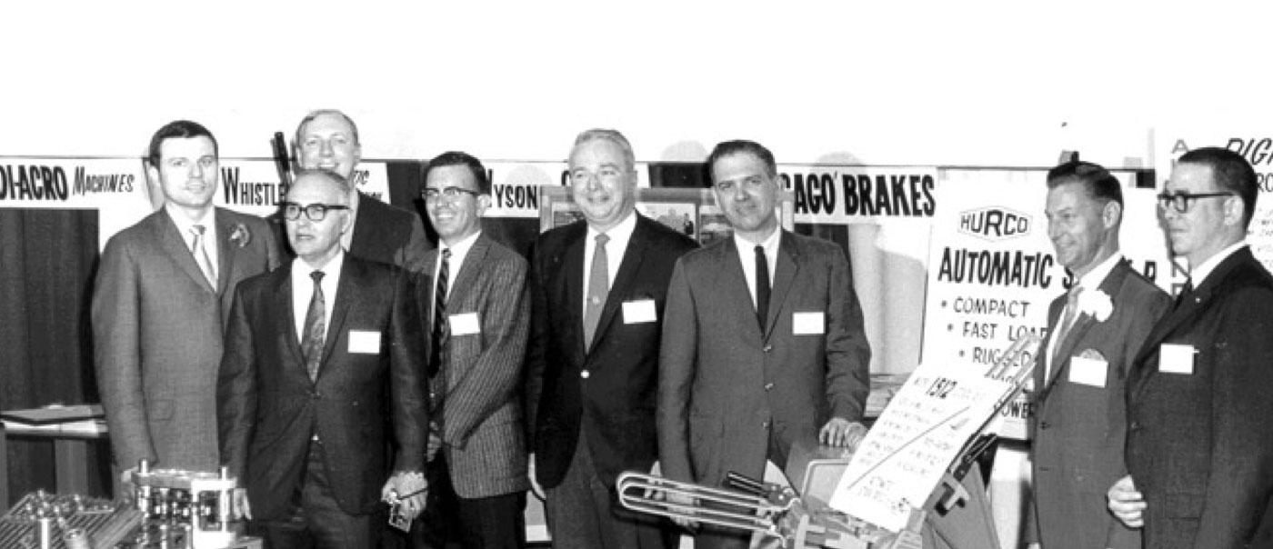 CNC-Maschinen-Hersteller HURCO® GmbH - 50 Jahre Pioniergeist Made in Germany
