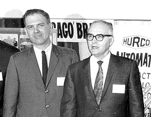 50 Jahre HURCO  - 50  Jahre Innovation