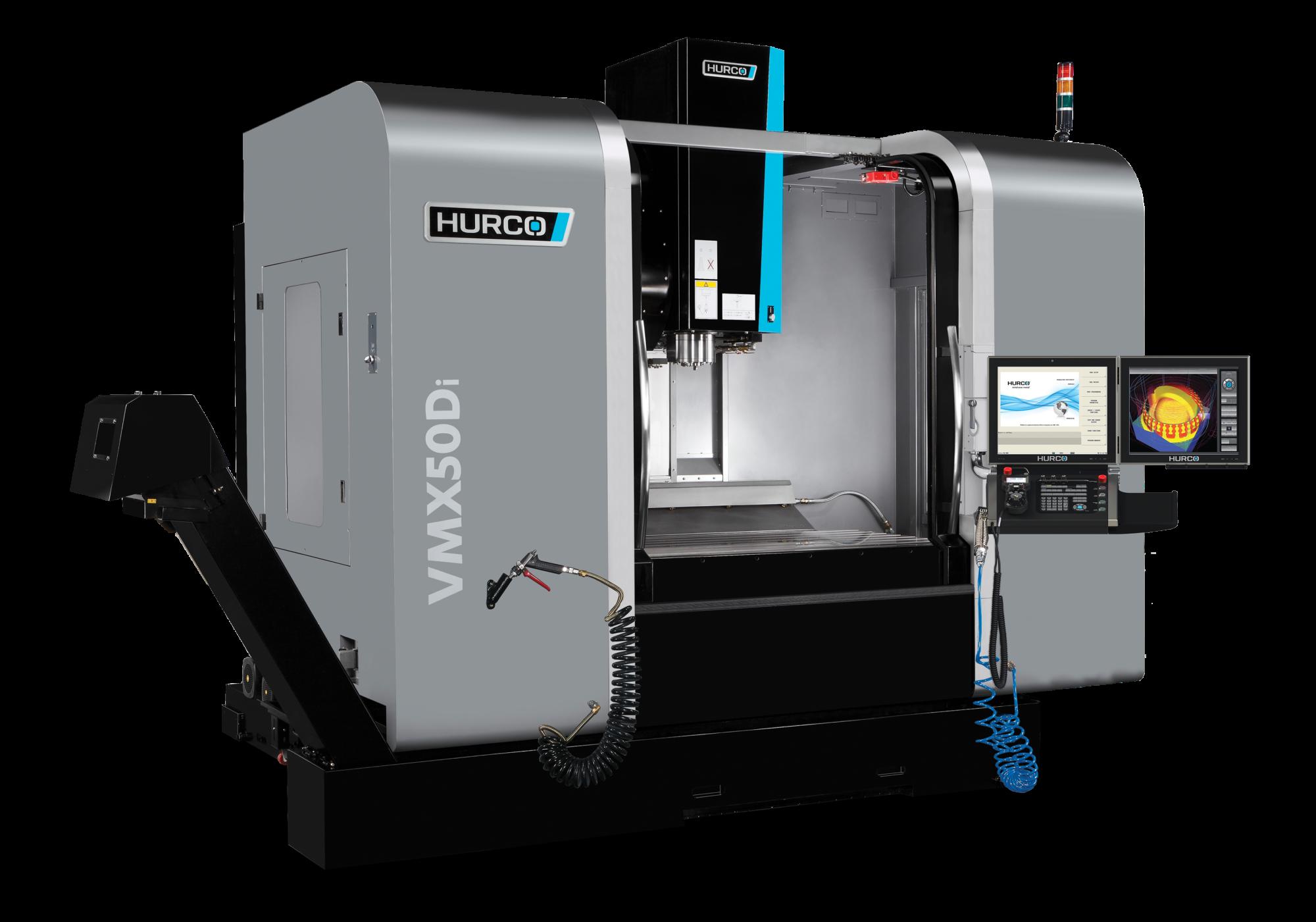 VMX50Di - Punktgenau bedienter Bedarf